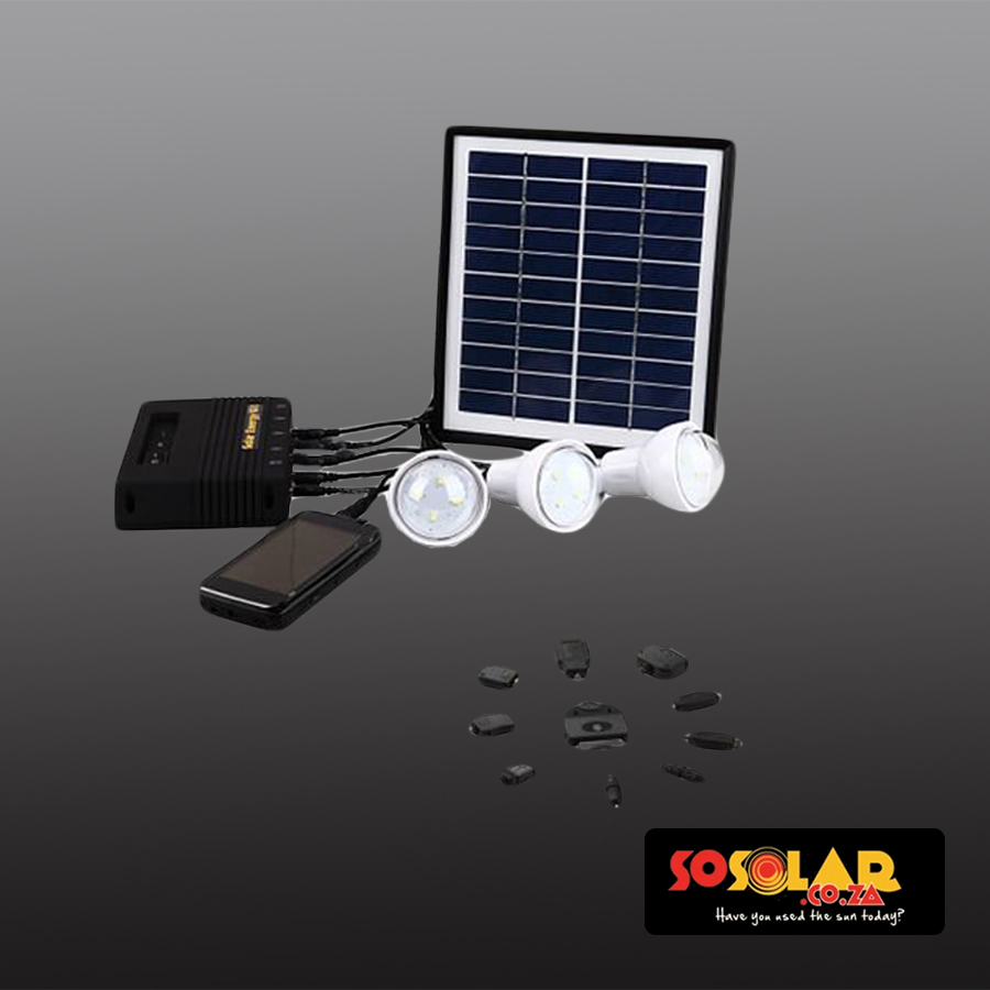 Solar Lighting: Solar Light U0026 Cell Phone Charger