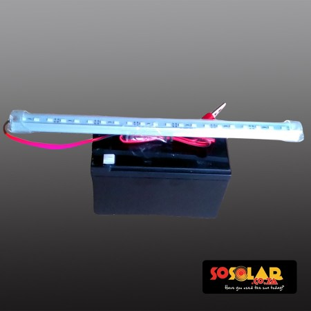 Strip light 30cm with 7AH battery